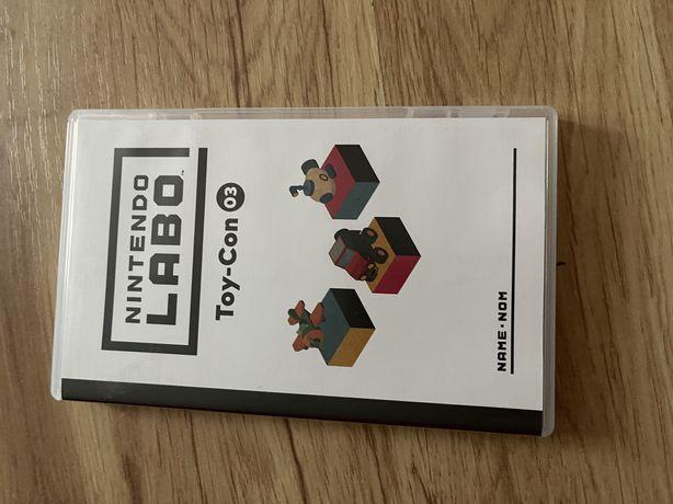 Nintendo Labo Toy-Con 03, gra na Nintendo Switch