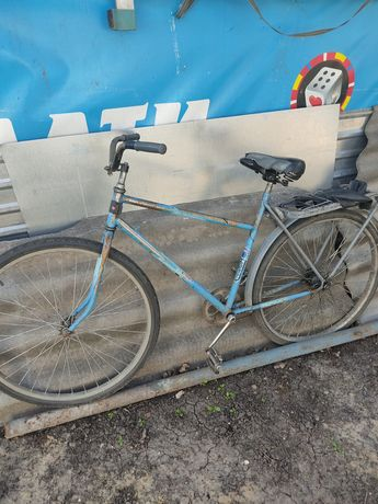 Велосипед ХВЗ Украина в хорошем состоянии