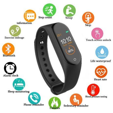 Smart Watch Smart Band M4