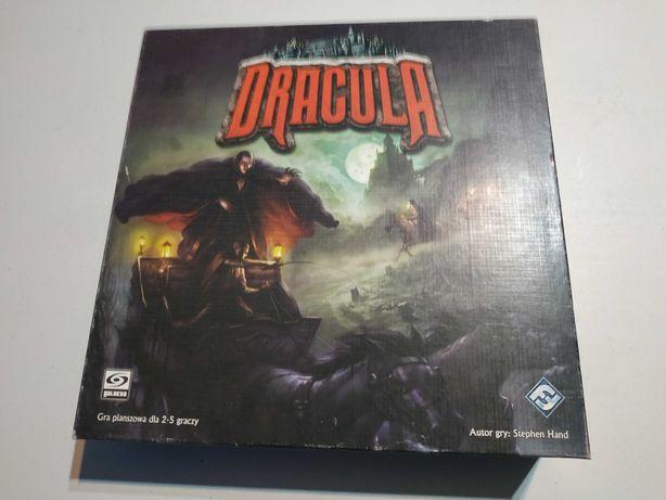 Dracula (2ed) gra planszowa - Fury of Dracula