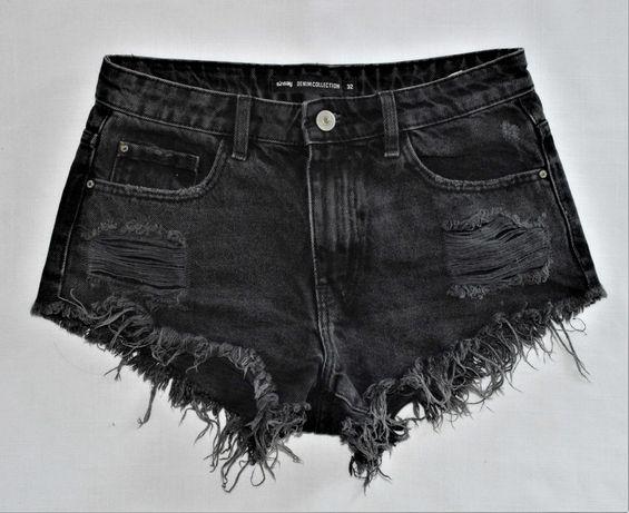 Spodenki jeansowe szorty Sinsay  rozm. 32