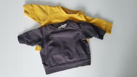 Bluzy 2 pak H&M roz 50