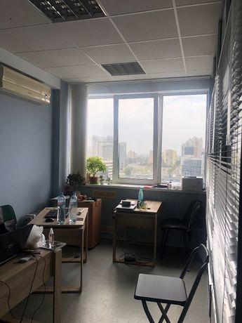 Собственник!Сдам офис 68 кв.м. метро Левобережная пешком, 3 кабинета