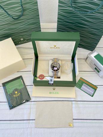 Relogio Rolex Sea Dweller 2x tones Novo 43mm