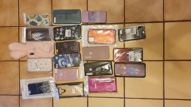 ZESTAW!! etui, szkła, kable SAMSUNG, IPHONE, HUAWEI sprzedaż hurtowa
