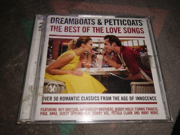 Dream Boats and Petit Coats,2 płyty, 50 romantycznych utworów