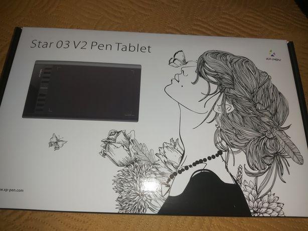 Tablet graficzny XP-Pen Star 03!