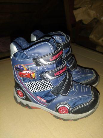 Ботинки еврозима  на мальчика