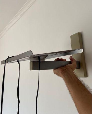 Suporte de parede para televisão até 30 quilos