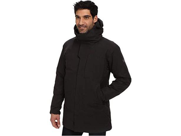 Arc'teryx Therme Parka чоловіча куртка нова чорний колір розмір L