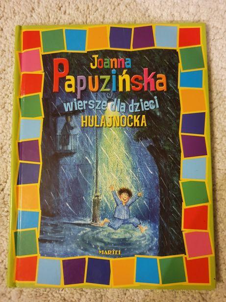 Wiersze dla dzieci Hulajnocka Papuzińska książka dla dzieci wierszyki