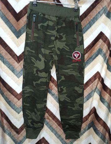 Спортивные штаны на школьника 116-164 см