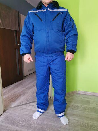 Ubranie robocze ciepłe