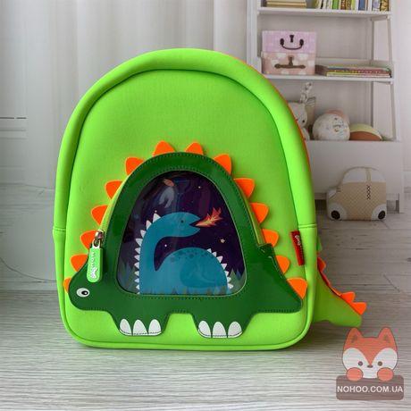 Детский рюкзак Nohoo Ноху для мальчика Огненный дракон NH026