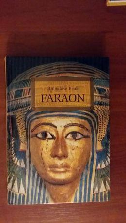 Nowa Faraon lektura z opracowaniem
