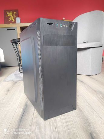 Komputer do gier i3 8100 GeForce Gtx 1050Ti