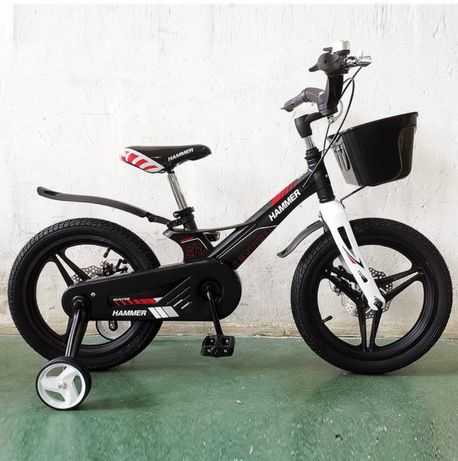 """Детские велосипеды Hammer 14,16,18"""" Лёгкая Прочная рама. Марс АКЦИЯ!!"""