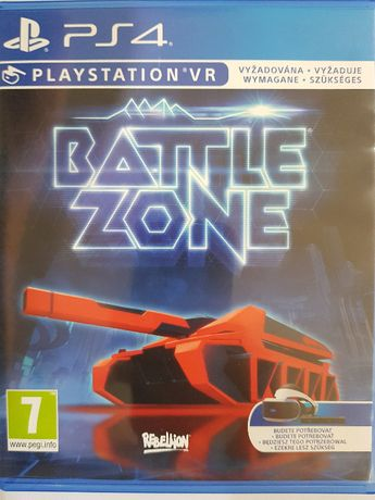 Battlezone PS4 PlayStation 4 VR Używana Kraków