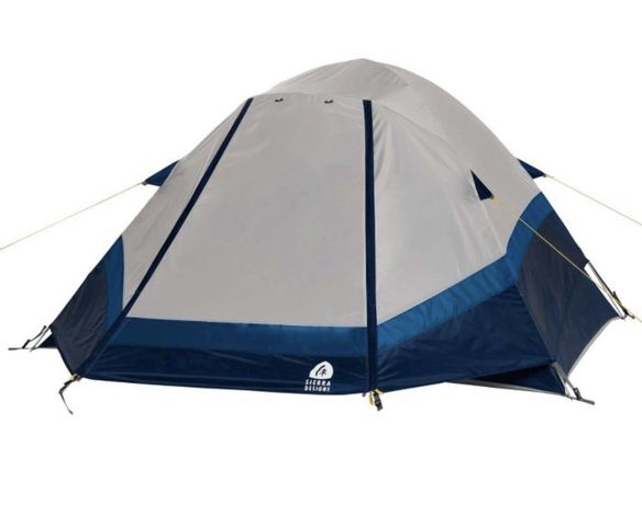 Намет (палатка) Sierra Designs South Fork 4 Person Dome Tent - Blue