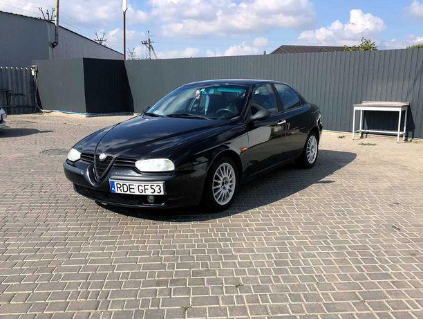 Alfa Romeo 156 механика 1.9 турбо-дизель