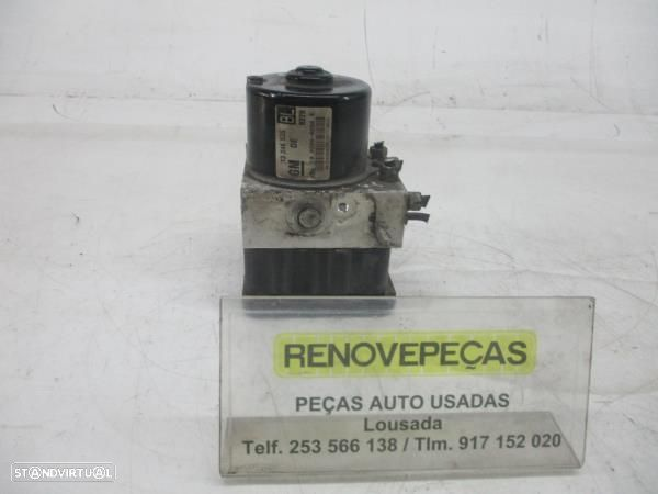 Abs Opel Astra H (A04)