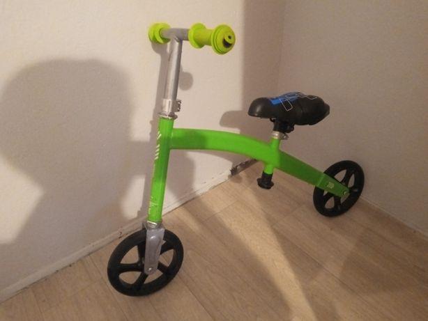 Rowerek biegowy dziecięcy WSBB200