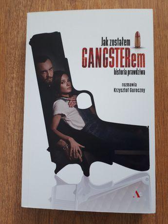 "Książka ""Jak zostałem gangsterem"""