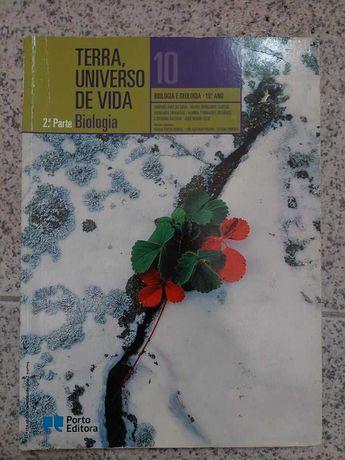 Livro de Biologia 10º ano