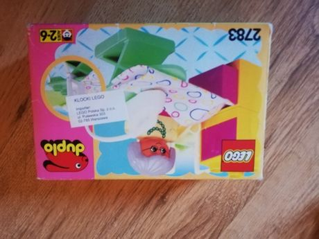 Lego duplo 2783
