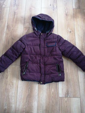Pikowana kurtka zimowa