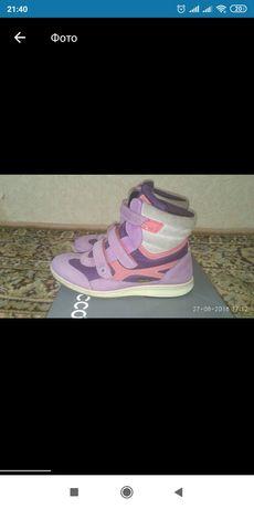 Демисезонные ботинки Ecco (31 размер)