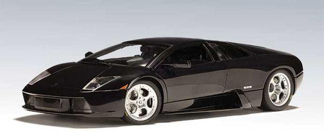 Lamborghini Murcielago Black Mettalic- Miniatura Autoart 1/43