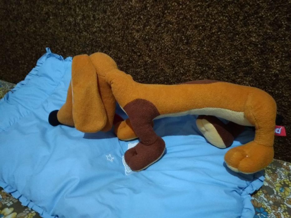 Продаю собаку такса мягкая игрушка Киев - изображение 1