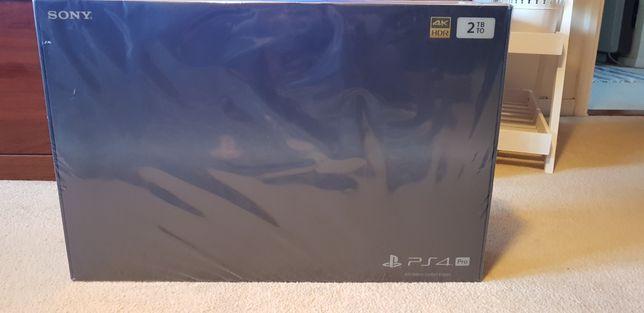 PS4 Pro 500 Million Edição Limitada com Headset (Troca)
