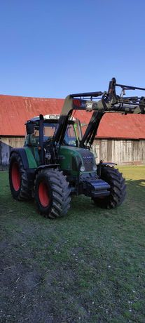 Fendt Farmer 411 Vario 2002r