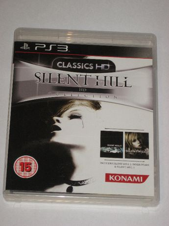 Silent Hill HD Collection 3xA PS3 jak NOWA! Play Station 3