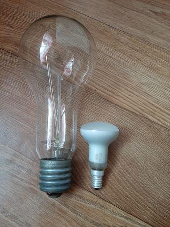 Лампочка накаливания 300вт.
