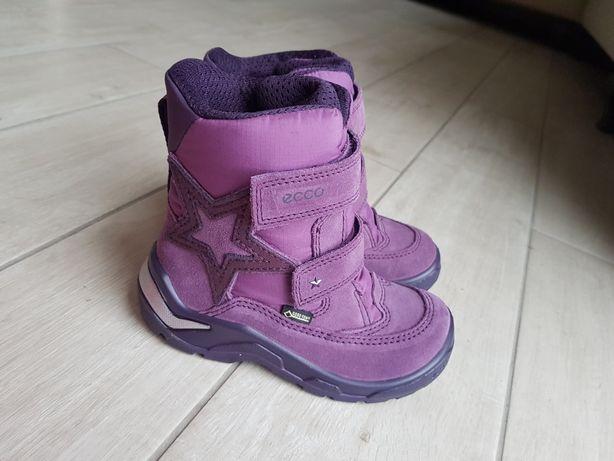 Зимние ecco скидка 25% сапожки 27 29 30 сапоги ботинки чоботи экко екк
