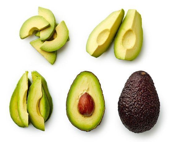 Abacates biológicos