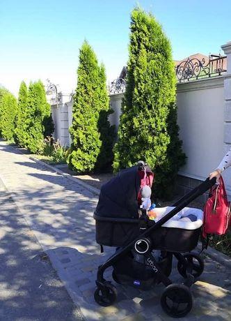 Детская универсальная коляска chicco urban 2 в 1