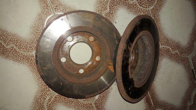 Задние тормозные диски Ауди А6 С5 кваддро