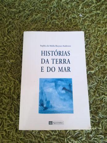 """Livro """"Histórias da Terra e do Mar"""""""
