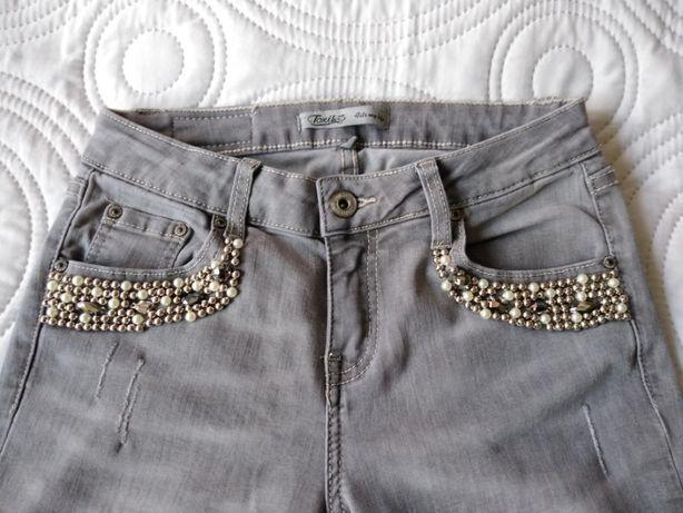 Spodnie dzinsowe r s idealne