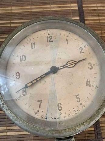 Часы с подводной лодки СССР 1965г