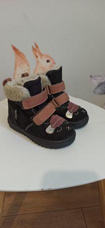Zimowe buciki MIDO NOSTER owieczki