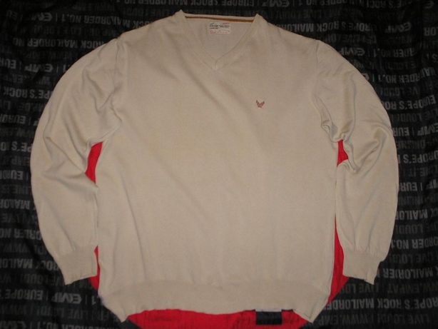 Avirex New York мужской свитер лонгслив свитшот пуловер размер XXL