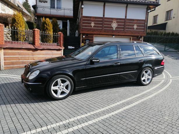 Mercedes Benz E211 3.2