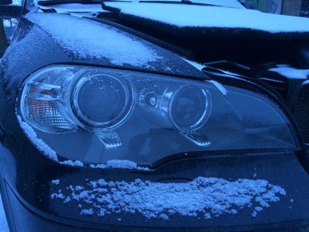 BMW X5 X6 E71 е53 e70 фара задние фонари стопы крыло дверь бампер АКПП