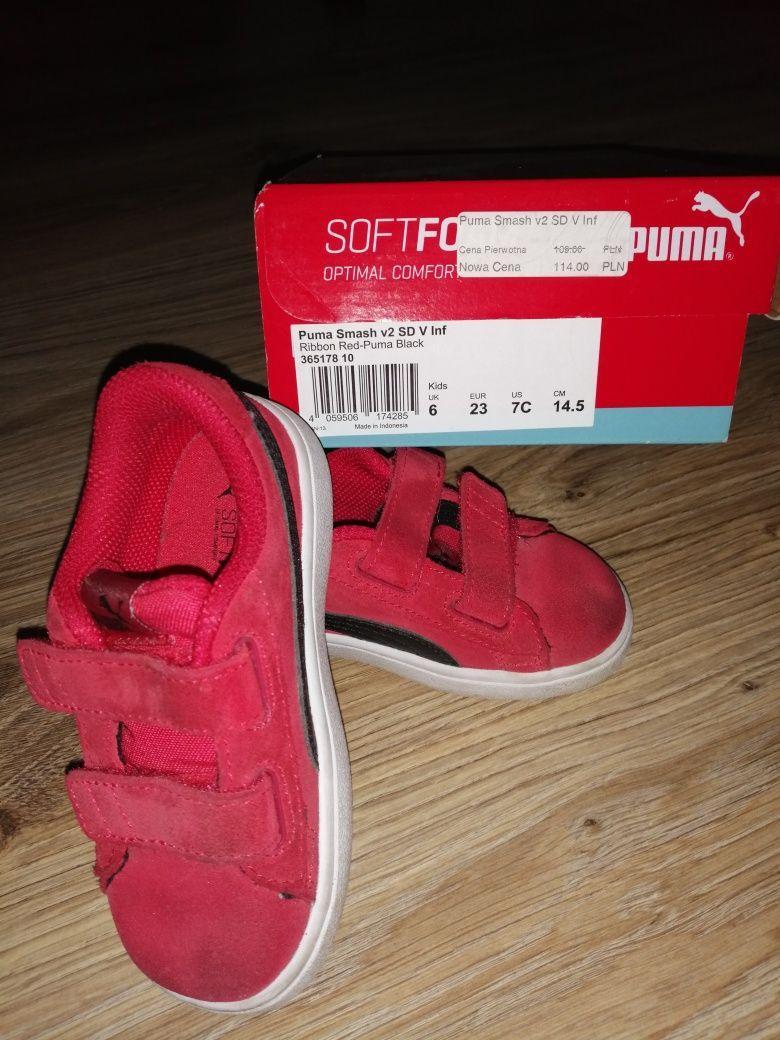 Buty dziecięce Pumy
