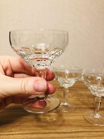 Komplet 4 krysztalowych kieliszkow